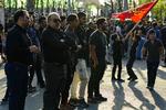 فعالیت ۶۰ دستگاه موتورسیکلت پلیس افتخاری در عاشورای حسینی