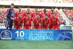 برسبوليس الإيراني يهزم نادي الدحيل القطري 3 -1