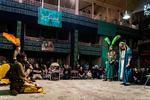 برگزاری تعزیه در «بَرغان» و «کلاک»/برپایی مراسم «حجرهداران» در اشتهارد