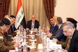 دستور حیدر العبادی برای استقرار نیروهای عراقی در مرز با ترکیه