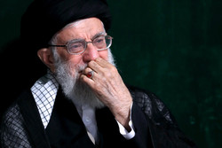 2nd night of Muharram mourning ceremony in presence of Iran's Leader