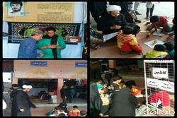 خدمات دهی عاشوراییان به زلزله زدگان/عزم هیئتی ها برای گره گشایی
