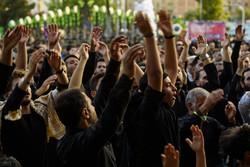 مراسم شعبية في الليلة السابعة من شهر محرم في مشهد/فيديو