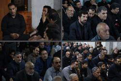 پیکر مطهر شهید «رحیم رجبی» در پیشوا به خاک سپرده شد
