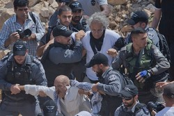فعال فرانسویِ در بند تلآویو آزاد شد/ رومانو به تحصنکنندگان در خاناحمر پیوست