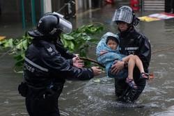 زریانی مەنگهۆت لە چین و هۆنگ کۆنگ