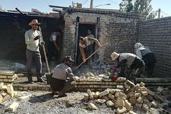 اجرای۱۲۴۷ طرح بسیج سازندگی در استان قزوین آغاز شد