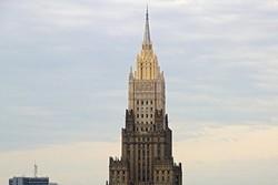الخارجية الروسية: الولايات المتحدة تحاول تقويض المبادئ الأساسية للتسوية في الشرق الأوسط