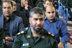سرهنگ «علی اکبر شاهرخی» فرمانده جدید سپاه ناحیه رفسنجان شد