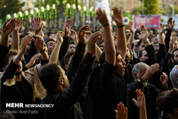همایش عاشورا محور وحدت مذاهب اسلامی در قروه برگزار شد
