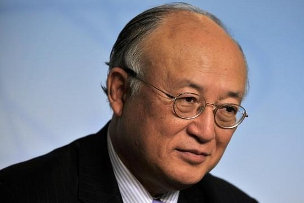 Amano reiterates Iran's compliance with JCPOA