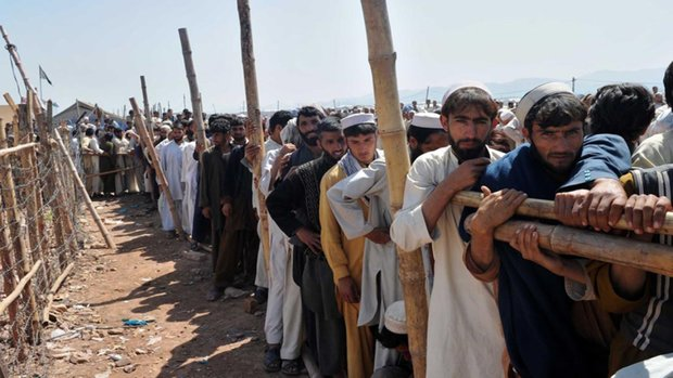 185,000 Afghan refugees voluntarily return to their country from Iran