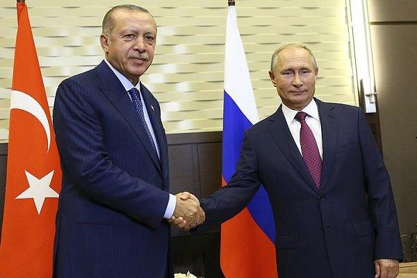 کرملین: پوتین به ترکیه میرود