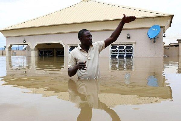 Nijerya'da sel felaketi: 100'den fazla kişi öldü