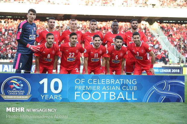 Iran's Persepolis advance to AFC Champions League semi-finals