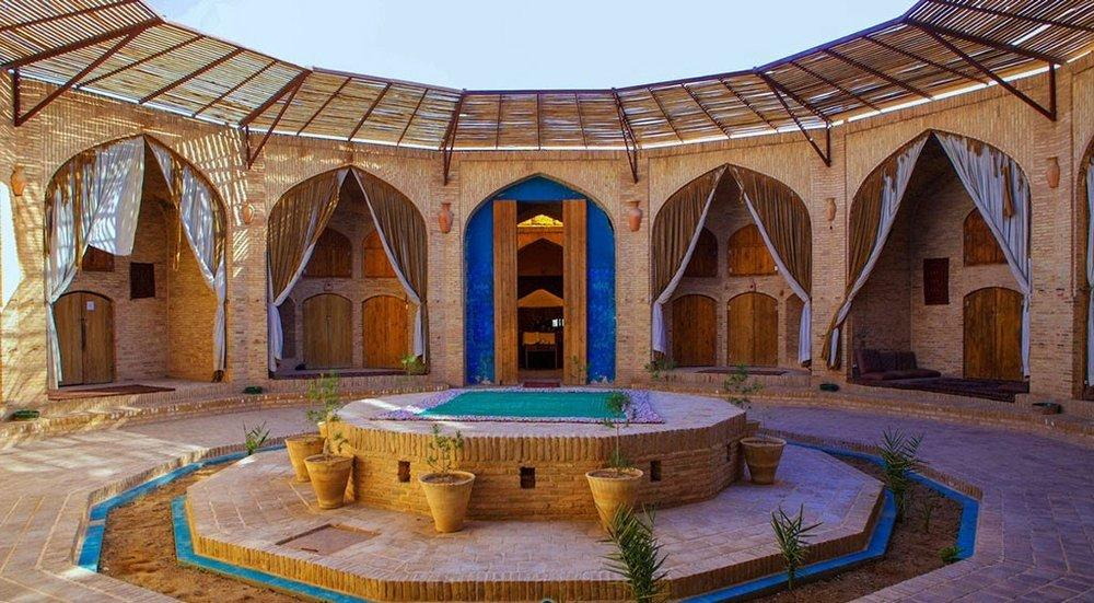 Zeinodin caravanserai, a destination for avid time travelers!