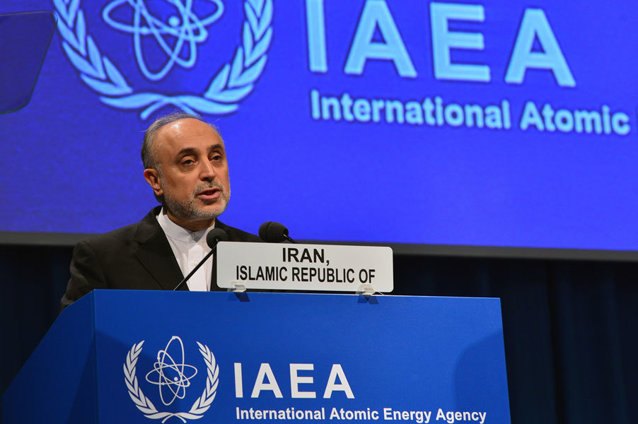 'Gradualism' not proper approach to save nuclear deal, Salehi tells EU
