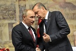 زمان و مکان دیدار پوتین و اردوغان مشخص شد
