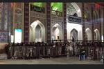 دستههای عزاداری در شیراز