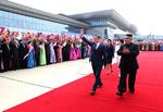 دیداری سەرکردەکانی دوو کۆریا لە پیۆنگ یانگ