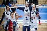 منتخب ايران لكرة الطائرة يهزم استراليا بكأس الاتحاد الاسيوي