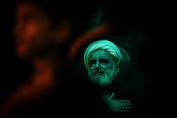 عزاداری ایام محرم در حسینیه شیخ مرتضی زاهد