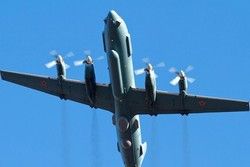 یک فروند هواپیمای روسیه در حین پرواز بر فراز سوریه ناپدید شد
