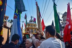 ہندوستان کے زیر انتظام کشمیر میں عزاداری