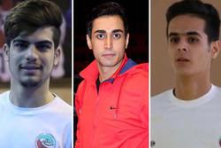 سه تکواندوکار ایران رقبای خود را شناختند/ فردا آغاز مسابقات