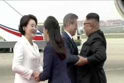 جنوبی کوریا کے صدر کا شمالی کوریا کا دورہ