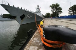 قصد هند برای خرید ۴ ناوچه روسی