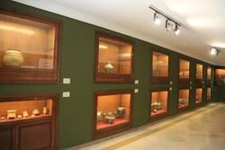 تالار سفالهای عصر مفرغ و آهن موزه مقدمدانشگاه تهران افتتاح شد