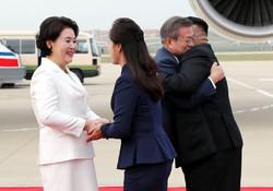 فلم/ شمالی اور جنوبی کوریائی رہنماؤں کی رواں برس میں تیسری ملاقات