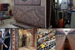 رج به رج با رنجِ تولیدکننده؛ نقشههای دومین تولیدکننده فرش ماشینی جهان نقش بر آب شد