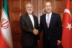 Iranian, Turkish FMs hold phone talk on Idlib agreement