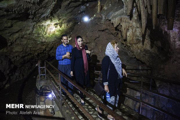 Quri Qale Cave in Kermanshah