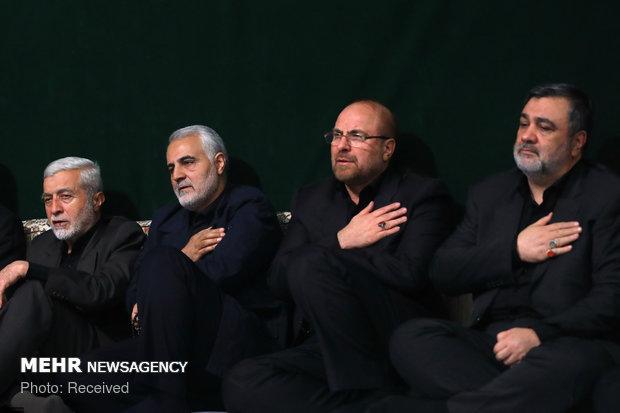 دومین شب عزاداری ایام محرم ۱۴۴۰ در حسینیه امام خمینی