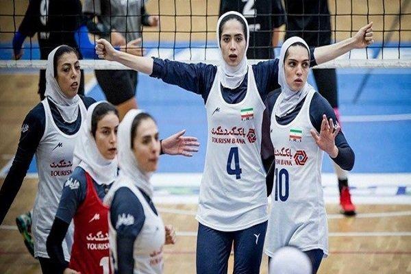 سيدات ايران يفزن على لبنان كرويا في التصفيات المؤهلة لاولمبياد 2020