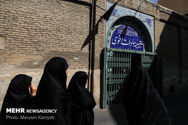 حسینیه سادات اخوی در ایام محرم
