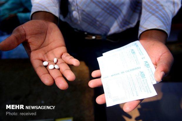 تلاش زیمبابوه برای مهار بیماری وبا