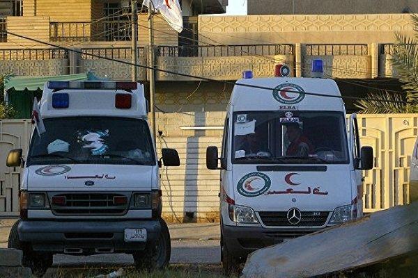 ۵ نیروی نظامی عراق بر اثر انفجار بمب کشته شدند