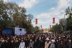 نماز ظهر تاسوعا در قزوین اقامه شد