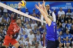 FIVB World C'ship: Iran outplays brave Finland, learns fate in 2nd round