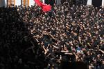 مسيرات حاشدة إحياء لذكرى استشهاد الامام الحسين