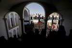 عزاداری روز تاسوعا در حسینه امام رضا(ع) بیرجند
