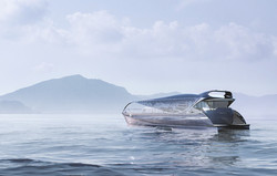 طرح اولیه قایق تفریحی خورشیدی ارائه شد