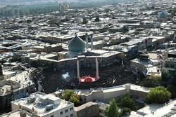 اعمال محدودیتهای ترافیکی درمسیر برگزاری دسته عزاداری حسینیه اعظم