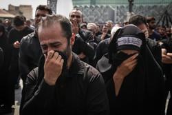مراسم عزاداری تاسوعای حسینی در استان تهران برگزار شد