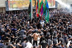ایران سمیت دنیا کے مختلف علاقوں میں یوم عاشور مذہبی عقیدت و احترام کے ساتھ منایا جارہا ہے