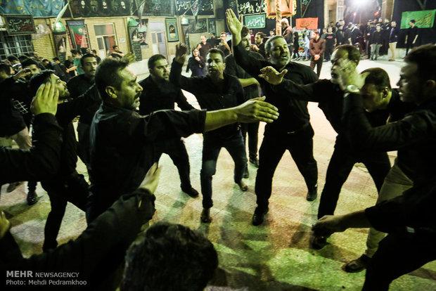مستند پیر غلامان و ذاکرین حسینی در دشتی تولید میشود